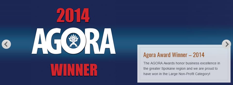 Agora Award Winner – 2014