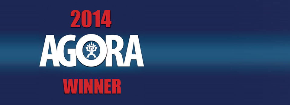 Agora Award Winner – 2014
