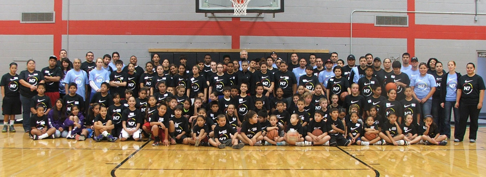 Prevention Basketball Clinics